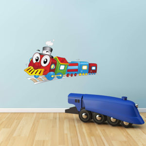 Fun Train Wall sticker